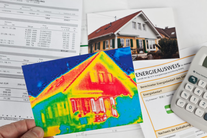 Schwachstellen der Gebäudehülle mittels Thermografie erkennen
